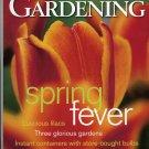 Canadian Gardening Spring Fever Back Issue Magazine