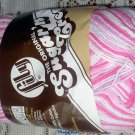 Lily Sugar ' n Cream Cotton Yarn Patio Pink 12 oz Skein