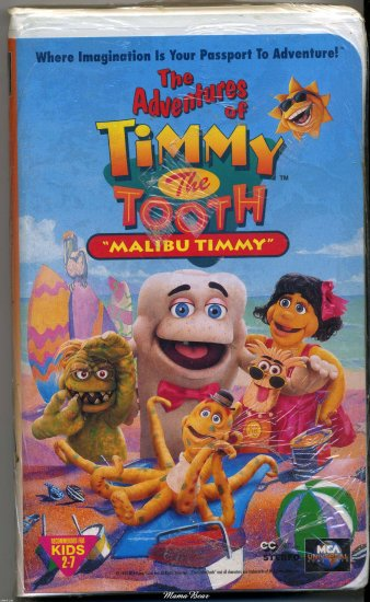 """Adventures of Timmy the Tooth  """"Malibu Timmy"""""""