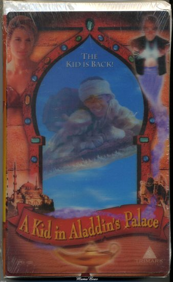 """A Kid In Aladdin's Palace  """"The Kid Is Back"""""""