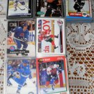Lot of 100 NHL Hockey Cards  Near  Mint Condition