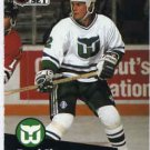 1991/92 NHL  Pro Set Hockey Card Brad Shaw #87