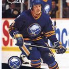 1991/92 NHL  Pro Set Hockey Card Christian Ruutttu #22 N/Mint