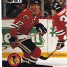 1991/92 NHL  Pro Set Hockey Card Wayne Presley #44 N/Mint