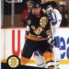 1991/92 NHL  Pro Set Hockey Card Cam Neely #5 Near Mint