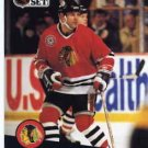 1991/92 NHL  Pro Set Hockey Card Troy Murray #46 Near Mint