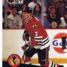 1991/92 NHL  Pro Set Hockey Card Dave Manson #41 N/Mint