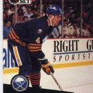 1991/92 NHL  Pro Set Hockey Card Uwe Krupp  #20  Near Mint