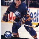1991/92 NHL  Pro Set Hockey Card Benoit Hogue #17 Near Mint