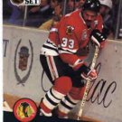1991/92 NHL  Pro Set Hockey Card Dirk Graham #51  Near Mint