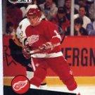 1991/92 NHL  Pro Set Hockey Card Shawn Burr # 58 Near Mint