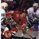 1991/92 NHL  Pro Set Hockey Card Steve Thomas #45 N/Mint
