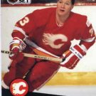 1991/92 NHL  Pro Set Hockey Card Carey Wilson #36 N/Mint
