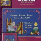 StitchWorld X-Stitch Dream Baby Birth Announcement Cross Stitch Pattern Leaflet New