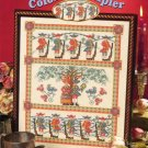 StitchWorld X-Stitch Colonial Sampler Cross Stitch Pattern Leaflet New