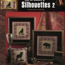 StitchWorld X-Stitch North Country Silhouettes 2 Cross Stitch Pattern Leaflet New