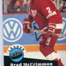 Brad McCrimmon Leader 91/92 Pro Set #609 NHL Hockey Card