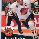 Trevor Linden 91/92 Pro Set #586 NHL Hockey Card Near Mint/Mint Condition