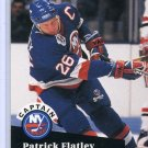 Patrick Flatley 91/92 Pro Set #578 NHL Hockey Card Near Mint/Mint Condition
