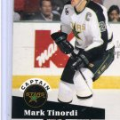 Mark Tinordi 91/92 Pro Set #575 NHL Hockey Trading Card Near Mint/Mint Condition