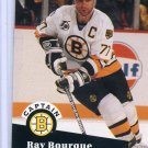 Ray Bourque NHL Hockey 1991/92 Pro Set #567 Card Near Mint/Mint