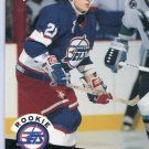 Rookie Russell Romaniuk 1991/92 Pro Set # 565 NHL Hockey Trading Card Near Mint/Mint