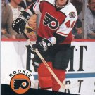 Rookie Corey Foster 1991/92 Pro Set #551 NHL Hockey Card Near Mint Condition