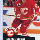 Rookie Mark Osiecki 1991/92 Pro Set #528 NHL Hockey Card Near Mint Condition