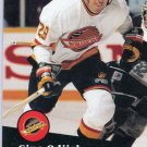 Gino Odjick 91/92 Pro Set #506 NHL Hockey Card Near Mint Condition