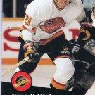 Gino Odjick 91/92 Pro Set #506 NHL Hockey Card Near Mint Condition