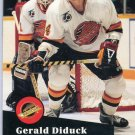Gerald Diduck 91/92 Pro Set #502 NHL Hockey Card Near Mint Condition