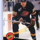 Andrew McBain 91/92 Pro Set #500 NHL Hockey Card.Near Mint Condition