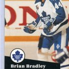 Brian Bradley 91/92 Pro Set #489  NHL Hockey Card Near Mint Condition
