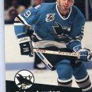 Brian Lawton 1991/92 Pro Set #482 Hockey Card Near Mint Condition