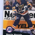 Mario Marois 1991/92 Pro Set #477 Hockey Card Near Mint Condition