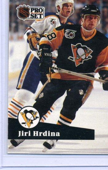 Jiri Hrdina 91/92 Pro Set #461 NHL Hockey Card Near Mint Condition