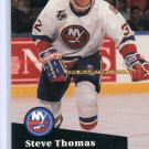Steve Thomas 1991/92 Pro Set #438 NHL Hockey Card Near Mint Condition