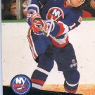 Adam Creighton 91/92 Pro Set #437 NHL Hockey Card Near Mint Condition