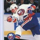 Uwe Krupp 91/92 Pro Set #436 NHL Hockey Card Near Mint Condition