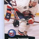 Pierre Turgeon 1991/92 Pro Set #433 NHL Hockey Card Near Mint Condition