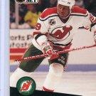 Claude Vilgrain 91/92 Pro Set #425 NHL Hockey Card Near Mint Condition