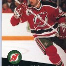 Stephane Richer 91/92 Pro Set #420 NHL Hockey Card Near Mint Condition