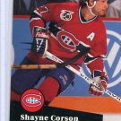 Shayne Corson 91/92 Pro Set #413 NHL Hockey Card Near Mint Condition