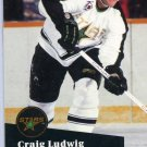 Craig Ludwig 91/92 Pro Set #411 NHL Hockey Card Near Mint Condition