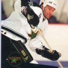 Basil McRae 91/92 Pro Set #409 NHL Hockey Card Near Mint Condition