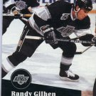 Randy Gilhen 91/92 Pro Set #403 NHL Hockey Card Near Mint Condition