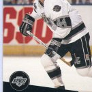 John McIntyre 91/92 Pro Set #401 NHL Hockey Card Near Mint Condition