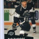 Bob Kudelski 91/92 Pro Set #99 NHL Hockey Card Near Mint Condition