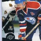 Jari Kurri 1991/92 Pro Set #93 NHL Hockey Card Near Mint Condition