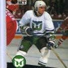 Dean Evason 1991/92 Pro Set #84 NHL Hockey Card Near Mint Condition